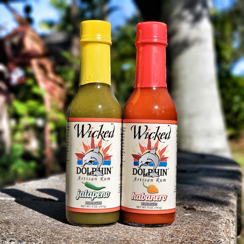 WD Hot Sauces