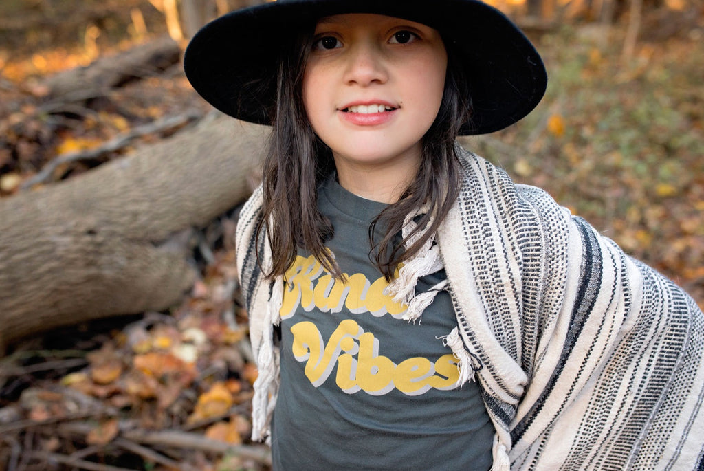 Dirt&Noise Kind Vibes Vintage Tee Kids