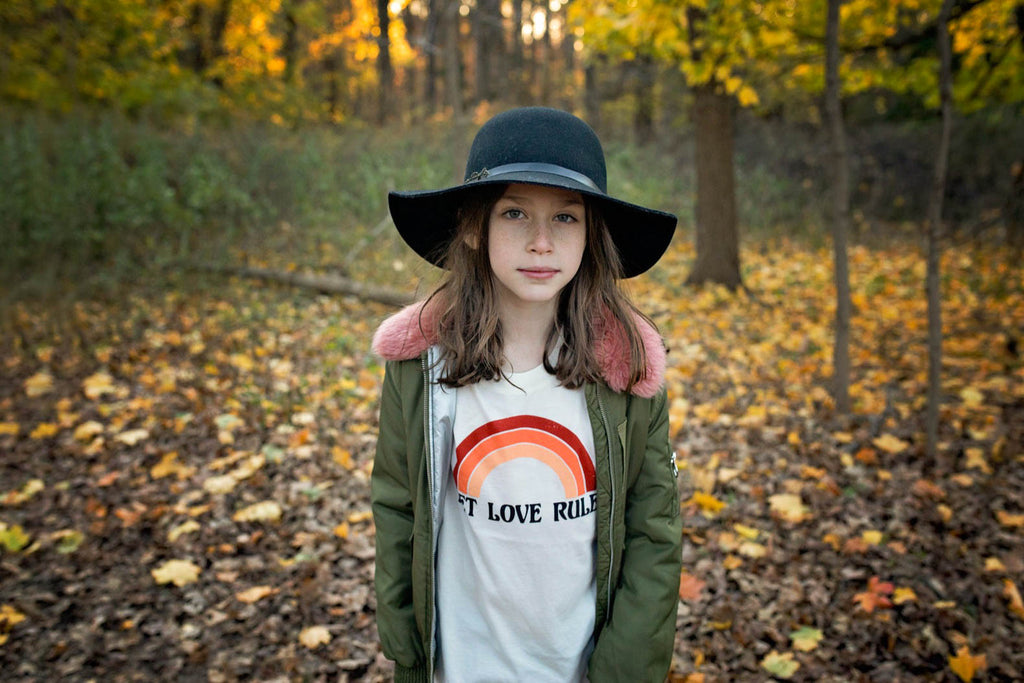Let Love Rule Tee