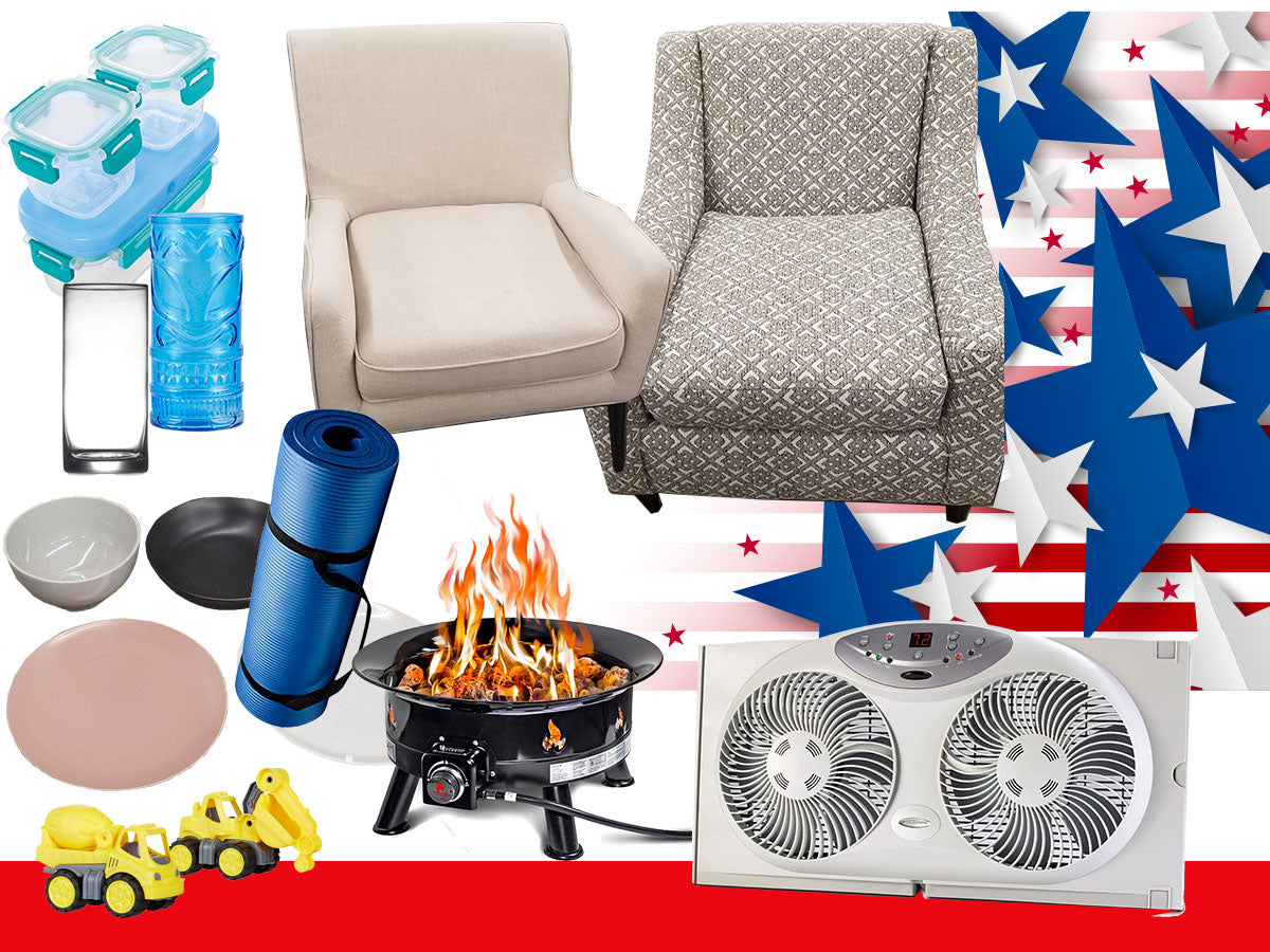 Happy 4th of July Sale 1-7 2020