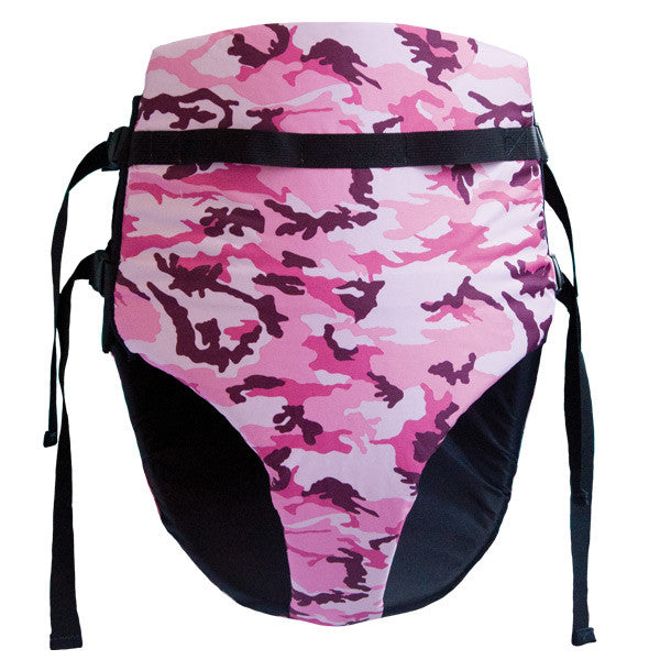 Pink Camo BumFloat (Made in USA)