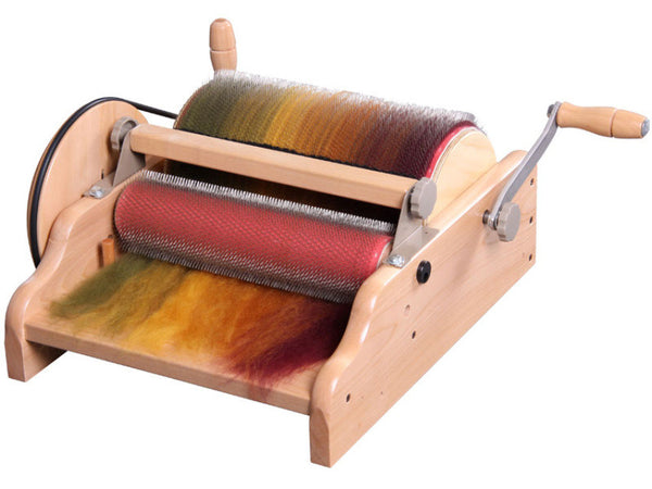 Extra Wide Drum Carder