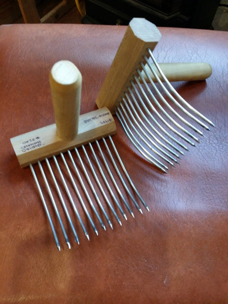Indigo Hound Viking Combs
