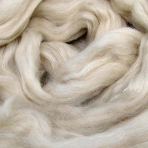Merino Baby Camel Tussah Silk - Sold by the ounce