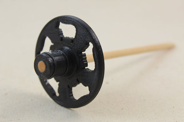 Nano quill spindle