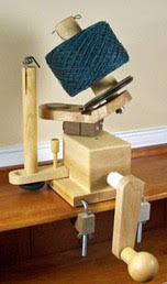 Wooden Ball Winder