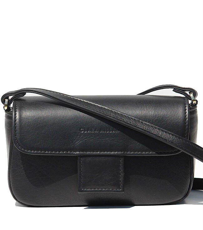 MINI LORI CROSSBODY BLACK