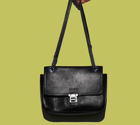 CAROL CONVERTIBLE SHOULDER BAG