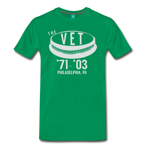 The Vet Men's T-Shirt - kelly green