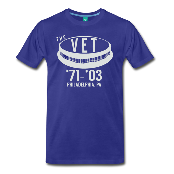 The Vet Men's T-Shirt - royal blue