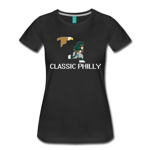 Classic Philly Women's T-Shirt - black