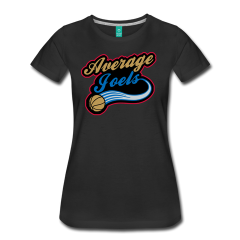 Average Joel's Women's T-Shirt - black
