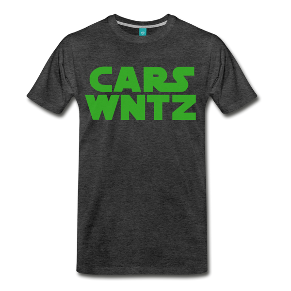 Cars Wntz Men's T-Shirt - charcoal gray