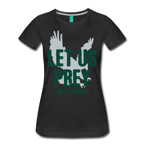 Let Us Prey Women's T-Shirt - black