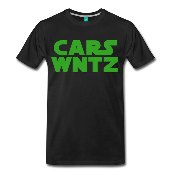 Cars Wntz Men's T-Shirt - black