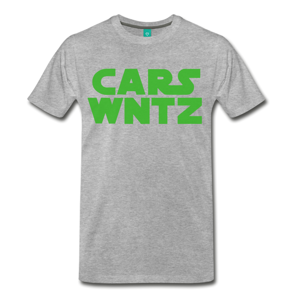 Cars Wntz Men's T-Shirt - heather gray