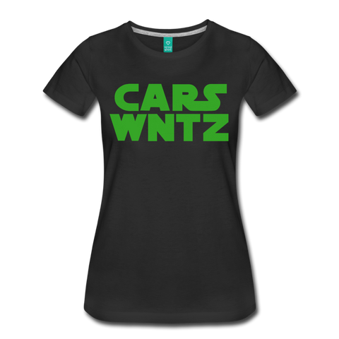 Cars Wntz Women's T-Shirt - black