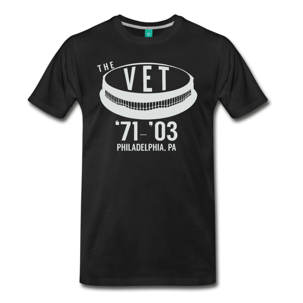 The Vet Men's T-Shirt - black