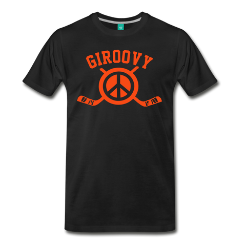 Giroovy Men's T-Shirt - black