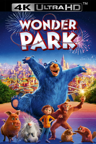 Wonder Park ITUNES 4K UHD