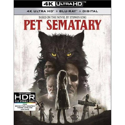 Pet Sematary (2019) itunes 4K UHD