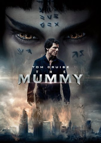 The Mummy itunes HD (2017)