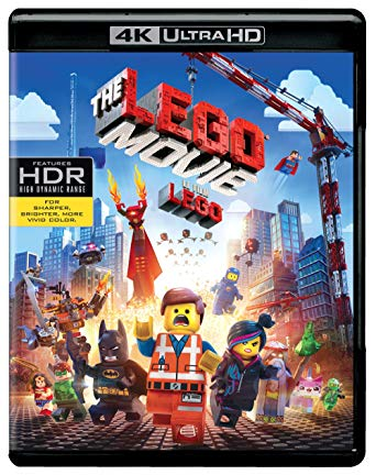 The Lego Movie 4K UHD VUDU/MA or itunes HD via MA