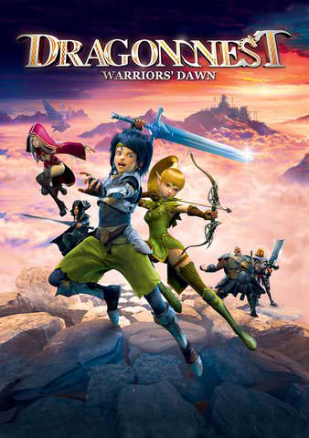 Dragon Nest: Warriors' Dawn HD itunes or VUDU via MA