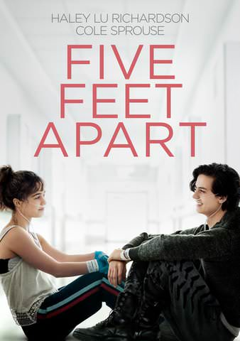 Five Feet Apart HD VUDU or itunes HD (Does not port)