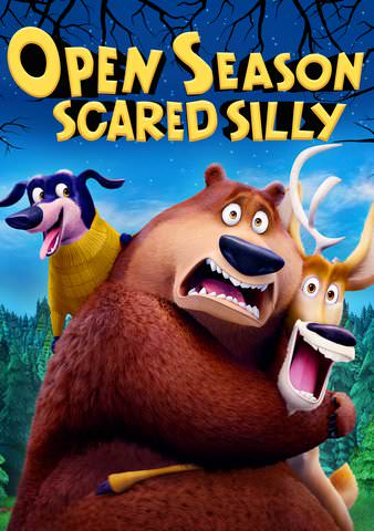 Open Season Scared Silly SD