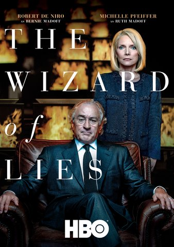The Wizard of Lies UVHDX