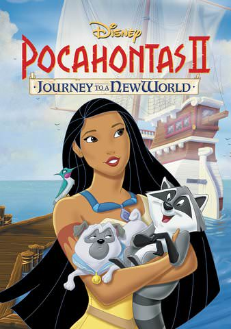 Pocahontas 2 (MOVIES ANYWHERE)