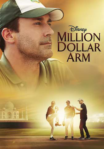 Million Dollar Arm (GOOGLE PLAY)
