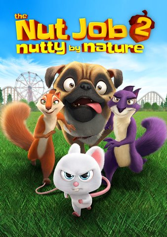 The Nut Job 2: Nutty by Nature UVHDX PORTION