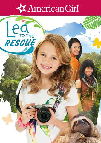 American Girl: Lea to the Rescue UVHDX Portion
