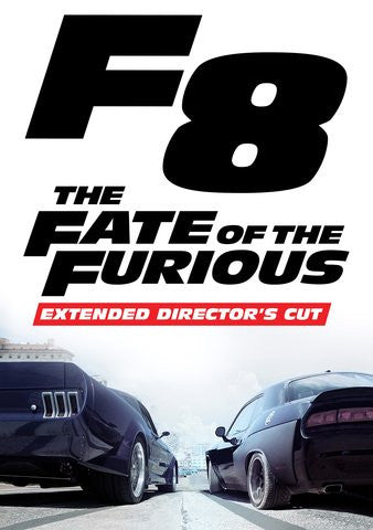The Fate of the Furious Extended Director's Cut UVHDX Portion Only