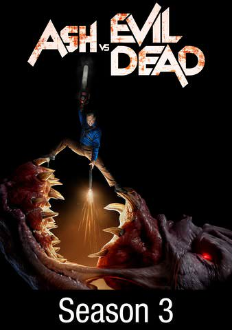 Ash VS Evil Dead Season 3 HD VUDU