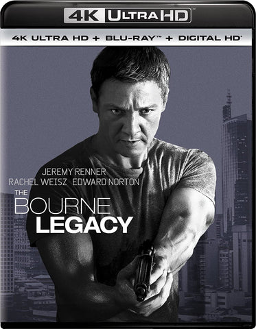 Bourne Legacy 4K UHD itunes (Ports to VUDU in 4K UHD via MA)