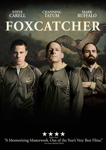 Foxcatcher HD VUDU/MA or itunes HD via MA