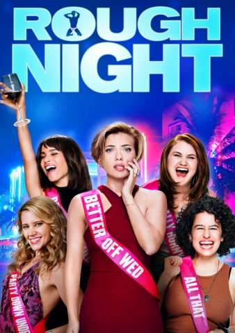 Rough Night HD VUDU/MA or itunes HD via MA