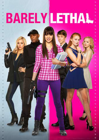 Barely Lethal HD VUDU (Does not port to Movies Anywhere)