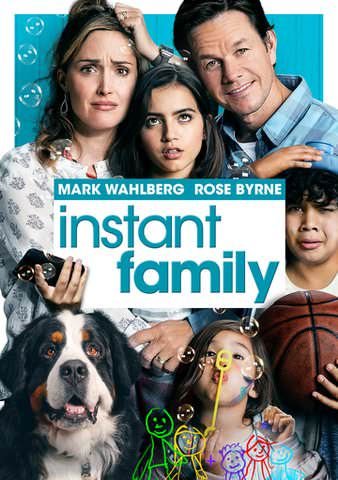 Instant Family HD VUDU (EARLY RELEASE)
