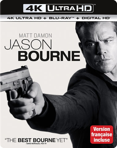 Jason Bourne itunes 4K UHD (Ports to VUDU/MA in 4K UHD via Movies Anywhere)