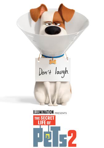 The Secret Life of Pets 2 HD VUDU/MA or itunes HD via MA