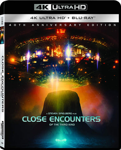 Close Encounters Of The Third Kind Director's Cut [Movies Anywhere 4K, Vudu 4K or iTunes 4K via Movies Anywhere