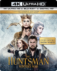 The Huntsman: Winter's War(Extended) itunes 4K UHD Ports to MA/VUDU in 4K UHD