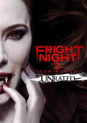 Fright Night 2 UNRATED UVHDX