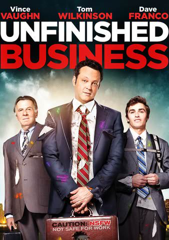 Unfinished Business HDX