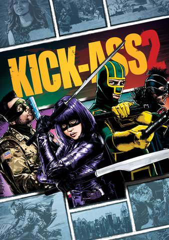 Kick Ass 2 HD VUDU