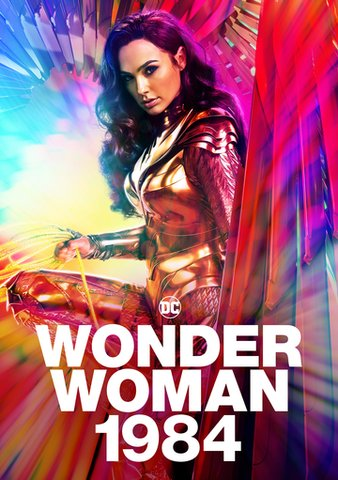 Wonder Woman 1984 HD VUDU/MA or itunes HD via MA